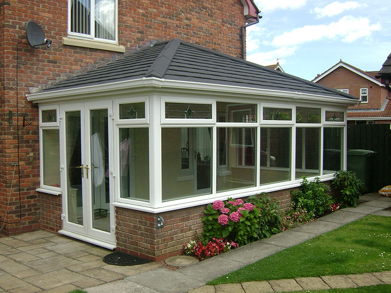 Suplaite A Solid Tiled Roof Solution For Conservatories In Glasgow