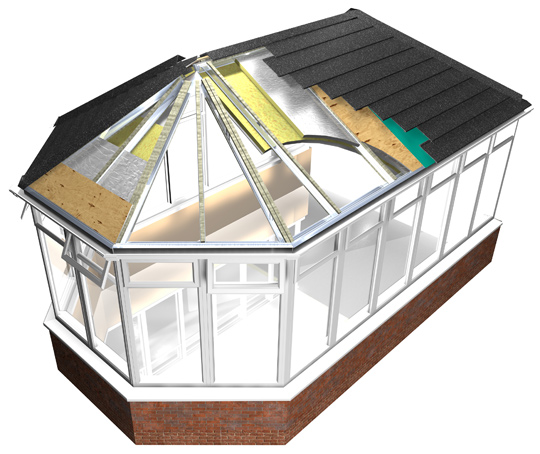 Suplaite A Solid Tiled Roof Solution For Conservatories